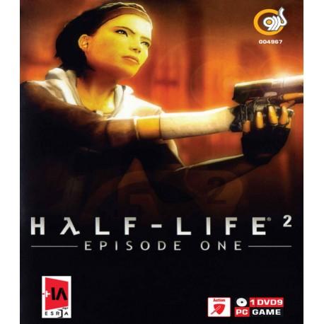 بازی کامپیوتر Half-Life 2: Episode One