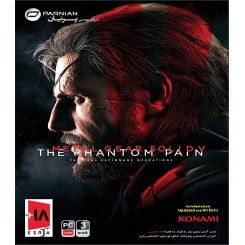 METAL GEAR SOLID V THE PHANTOM PAIN قیمت پشت جلد 30000 تومان