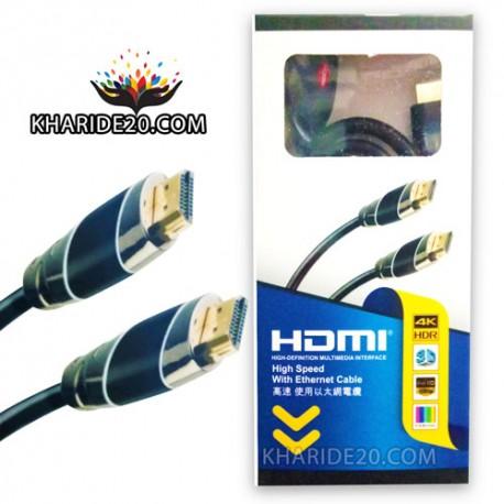 کابل HDMI SONY سفارش اروپا 4K واقعی