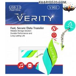 فلش مموری وریتی VERITY V902 8GB