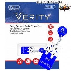 فلش مموری وریتی VERITY V901 8GB