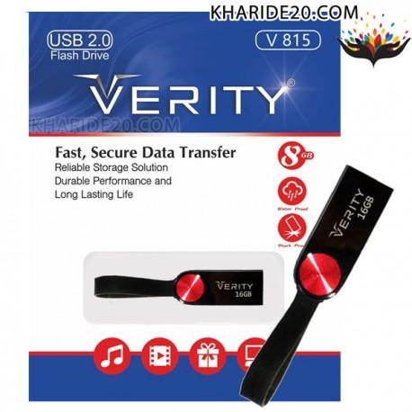 فلش مموری وریتی 8 گیگ|VERITY 8GB V815