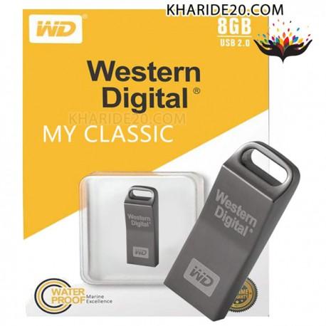 فلش 8GB Western Digital MY CLASSIC | , نمایندگی وسترن دیجیتال , پخش محصولات وسترن دیجیتال , پخش Western Digital