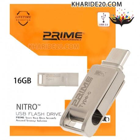 فلش Prime مدل 16GB Nitro OTG