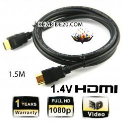 کابل HDMI 1.5M سفارش اروپا طرح SONY