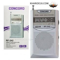 رادیو کنکورد مدل RF-242