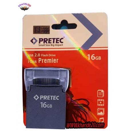 فلش مموری 16 گیگ PRETEC مدل PREMIER i-Disk