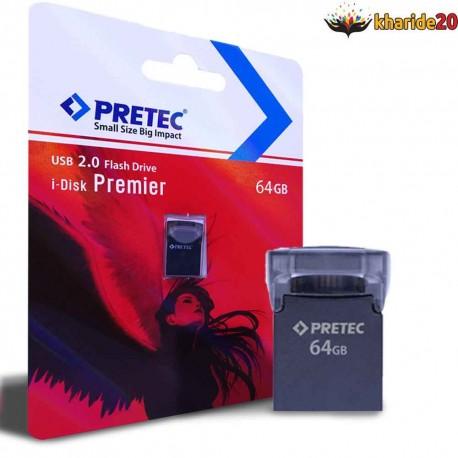فلش مموری 64 گیگ PRETEC مدل PREMIER i-Disk