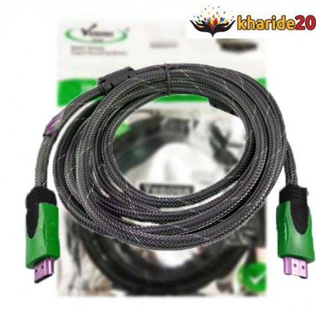 کابل 1.5 متری HDMI Venous مدل PV-K201