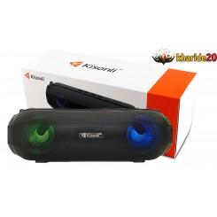 اسپیکر LED دار با کیفیت Kisonli مدل LED-903