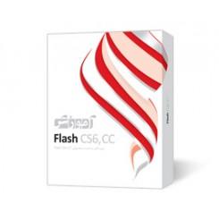 اموزش فلش Flash  تعداد حلقه 2DVD9  قیمت پشت جلد 560000ریال