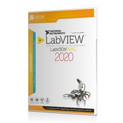 نرم افزار Labview 2020 jb
