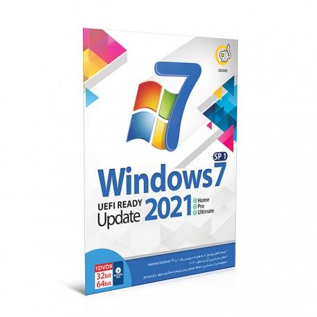 نرم افزار گردو Windows 7 SP1 + AutoDriver 2021