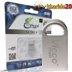 فلش مموری VICCO MAN VC282SILVER 32GB U2