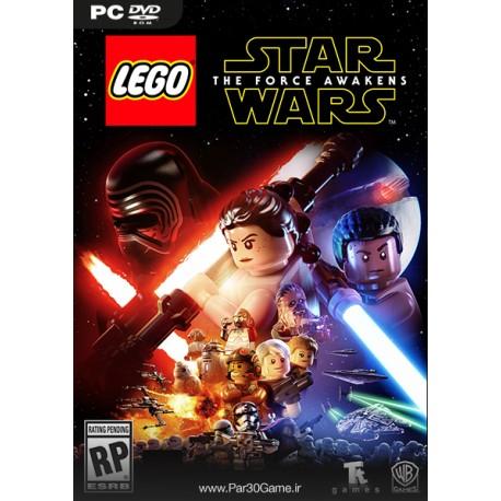 بازی LEGO Star wars The Force Awakens | جنگ ستارگان لگو