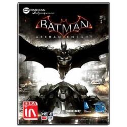 بازی کامپیوتری بتمن شوالیه آرخام Batman Arkham Knight