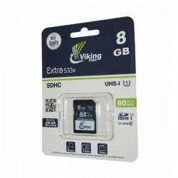 SDHC533X viking 8GB 80MB/s