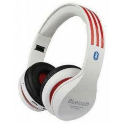 هدست بلوتوث و رم خور Headphone Bluetooth ST-411