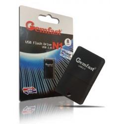 فلش مموری جم فست ریز مشکی GemFast N1 8GB