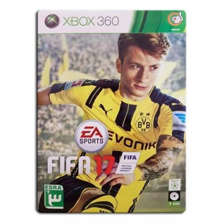 بازی XBox 360 FIFA 17