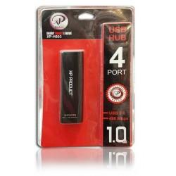 هاب USB 4 پورت 1 متر XP-803