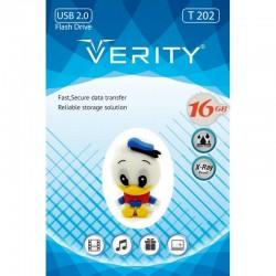 فلش مموری وریتی 16 گیگ verity 16 GB T202