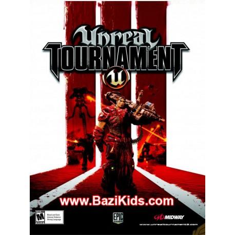 بازی تورنمنت غیرواقعی نسخه سیاه|unreal tournament black edition