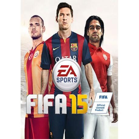 بازی فیفا15|fifa15