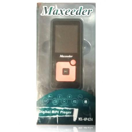 MP4 MAXEEDER