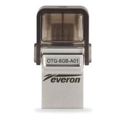 فلش مموری EVERON OTG FLASHDISK 8GB