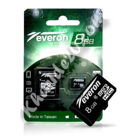 رم میکرو MICRO SD EVERON 8GB RETAIL