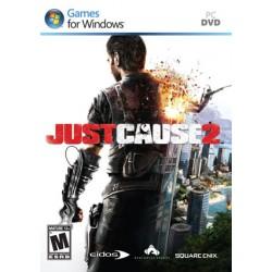 بازی کامپیوتر Just Cause 2