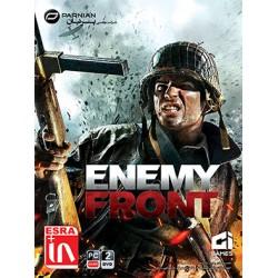 بازی کامپیوتر Enemy Front