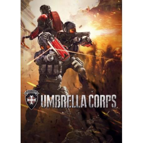 بازی کامپیوتر Umbrella Corps