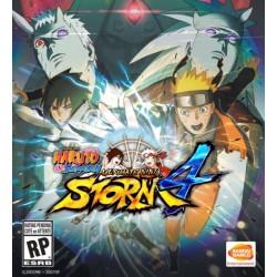 بازی کامپیوتر NARUTO SHIPPUDEN Ultimate Ninja STORM 4 |قیمت پشت جلد25500 تومان