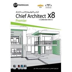 طراحی دکوراسیون داخلی ساختمانchief Architect x8