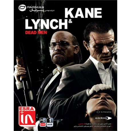 بازی Kane And Lynch