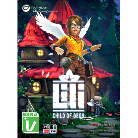 بازی کامپیوتر Lili Child of Geos