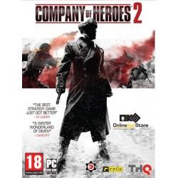 بازی کامپیوتر Company of Heroes 2
