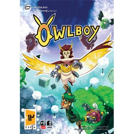 بازی آلبویOwlboy