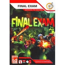 بازی کامپیوتر Final Exam