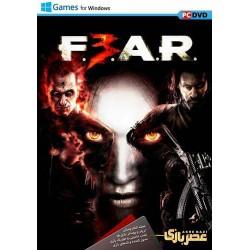 بازی FEAR3
