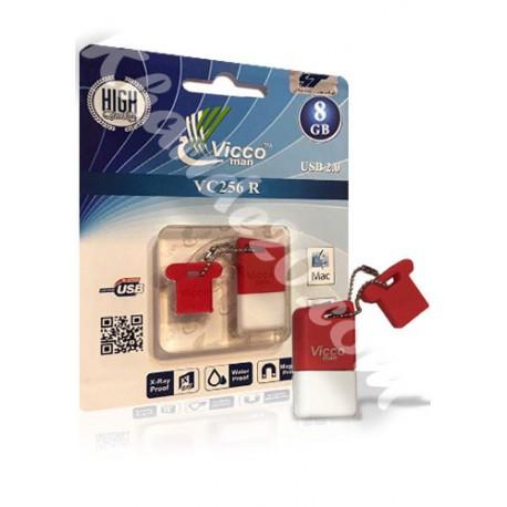 فلش مموری Vicco vc256 R 8GB