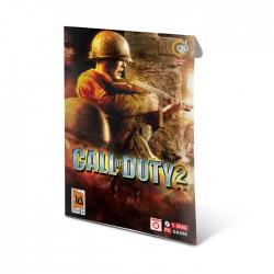 بازی کامپیوتر CALL OF DUTY 2