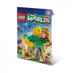 بازی کامپیوتر LEGO WORLDS