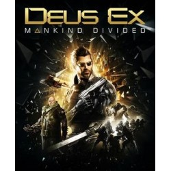 بازی کامپیوتر DUES EX :MANKIND DIVIDED