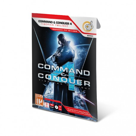 بازی کامپیوتر Command Conquer 4 Tiberian Twilight
