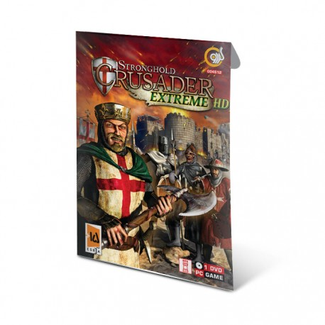 بازی کامپیوتر Stronghold : Crusader Extreme HD