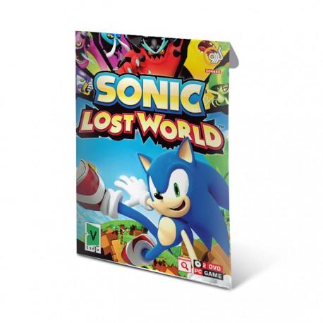 بازی کامپیوتر Sonic Lost World