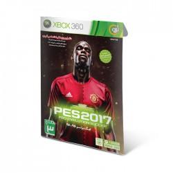 بازی Pes 2017 Xbox 360